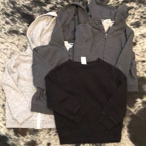 Lot of H&M Sweatshirts